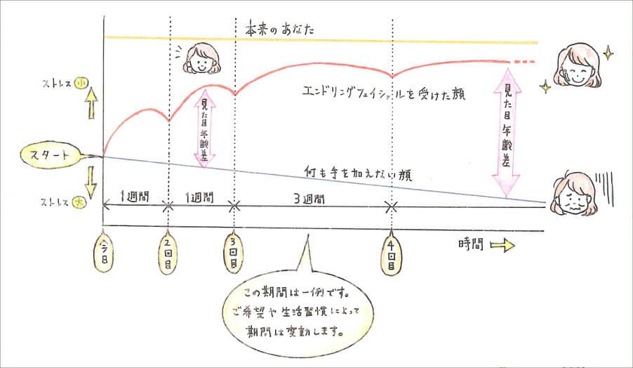 3倍長持ちする埼玉県新座市の小顔矯正